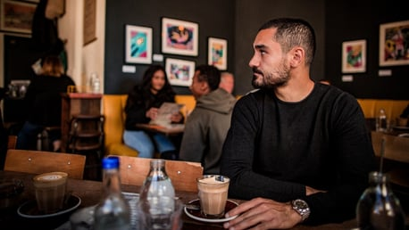 Ilkay Gundogan launches campaign to support Manchester cafes and restaurants