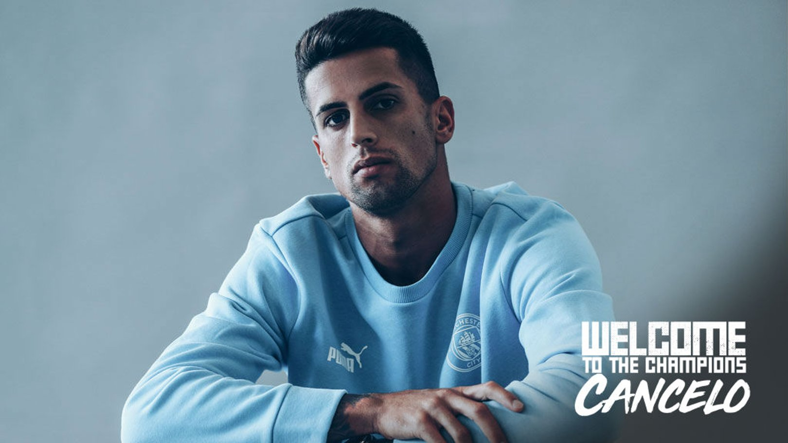 DONE DEAL: Cancelo is officially a Man City player