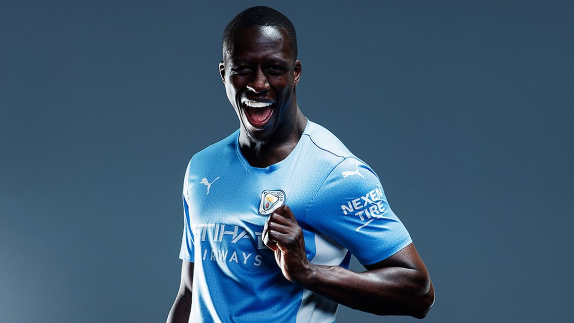 On this day: Mendy signs for City!