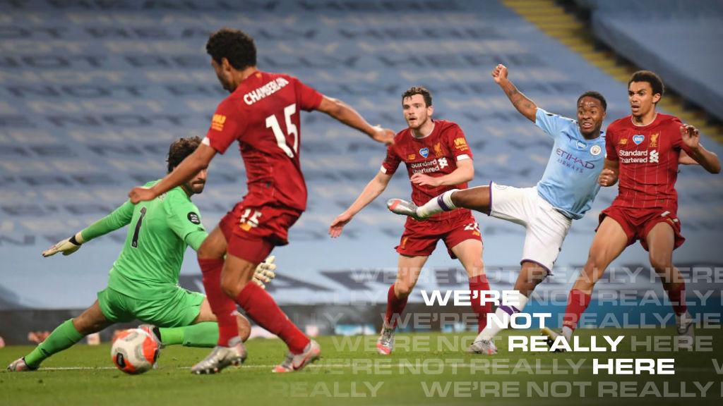 CITY vs 리버풀 | 360도 트루뷰 하이라이트