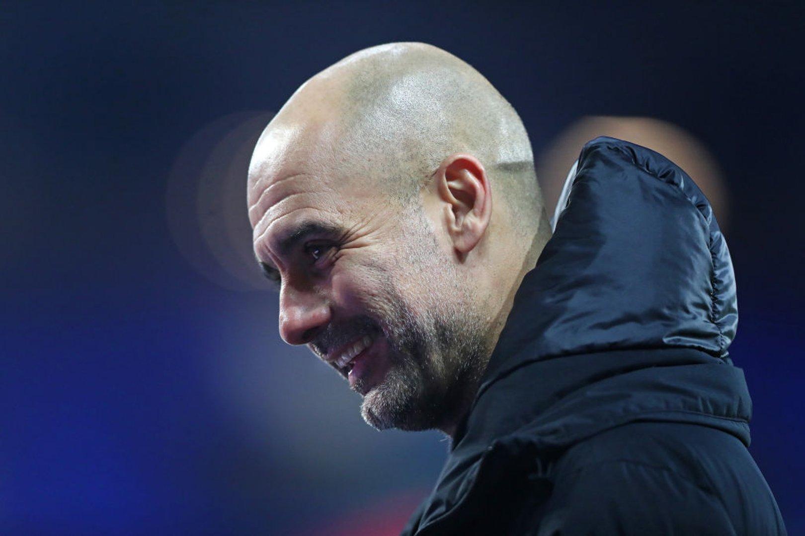 Guardiola: Nossos últimos quatro meses foram notáveis