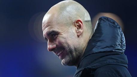 """Guardiola: """"Estos últimos cuatro meses han sido extraordinarios"""""""