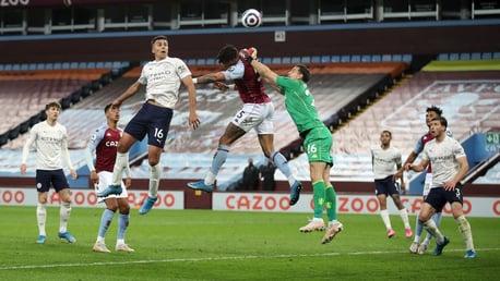 Aston Villa 1-2 City: resumen breve