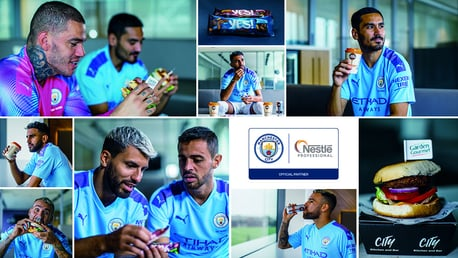 City creates new UK partnership with Nestlé
