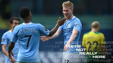 City chalk up 100 league goals in a season once again