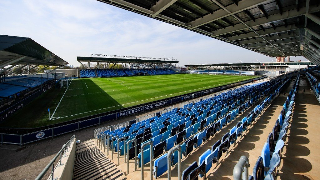 Academy management structure confirmed