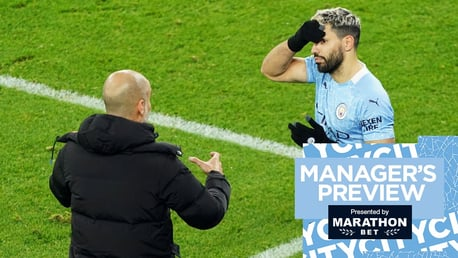 Guardiola confident Aguero will make timely return to his best