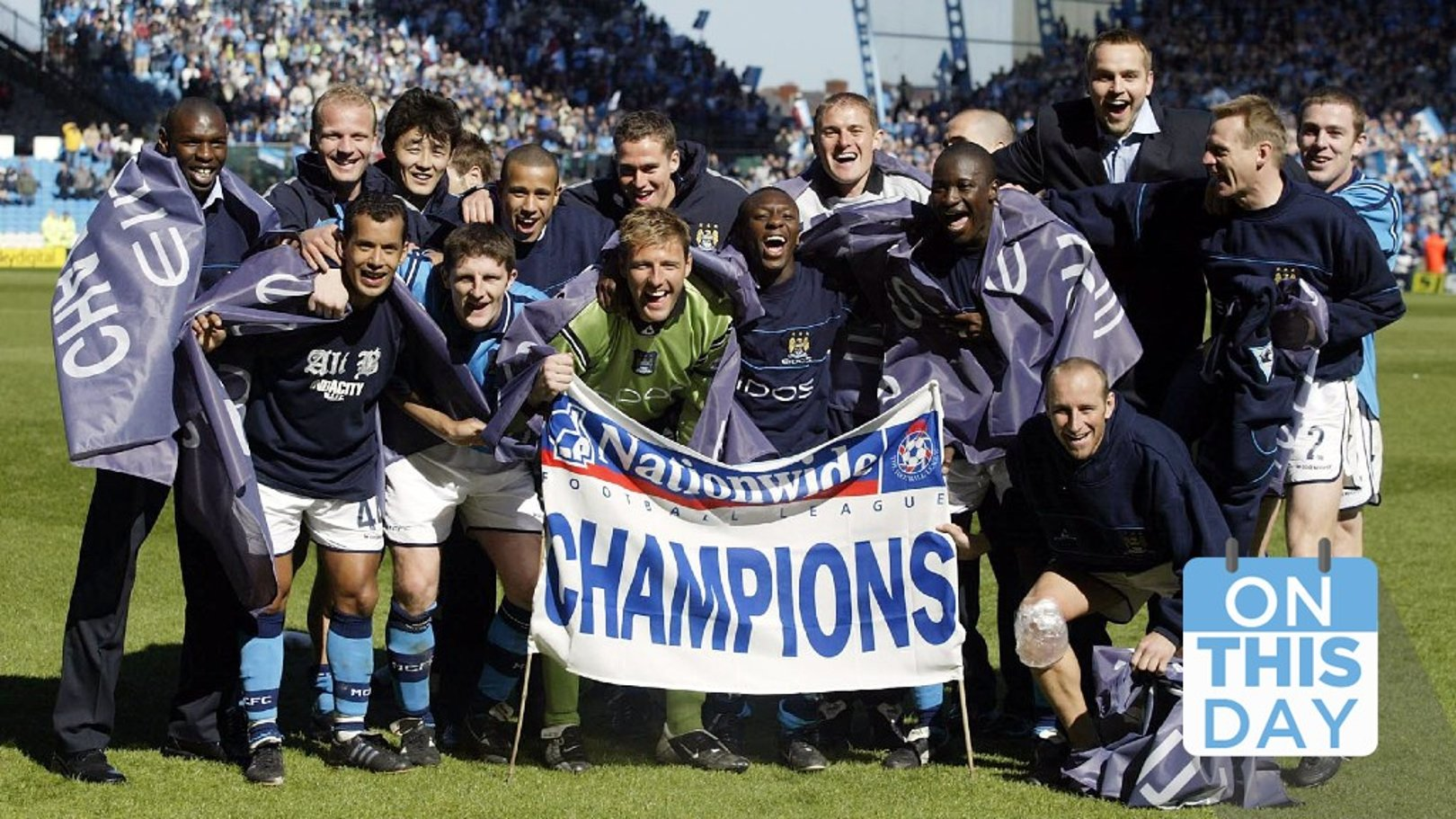 On This Day: Five-star City clinch title