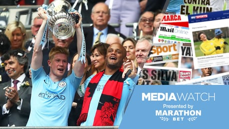 Simply the best: Media react to City's triumph