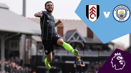 Os últimos gols contra o Fulham fora de casa