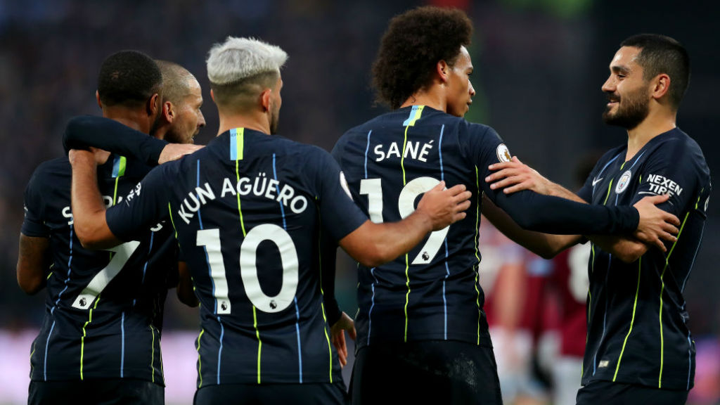 CAPITAL GAINS : City sealed the game in the first-half