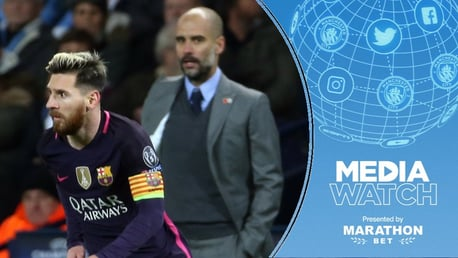 Mail: City in pole position if Messi quits Barca?