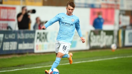 Impressive City U-21s seal EFL Trophy progress