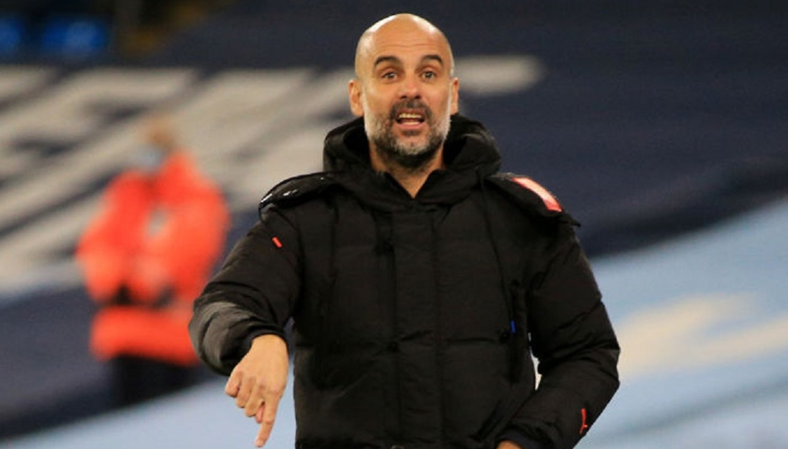 Pep: 'Step by step for Sergio'