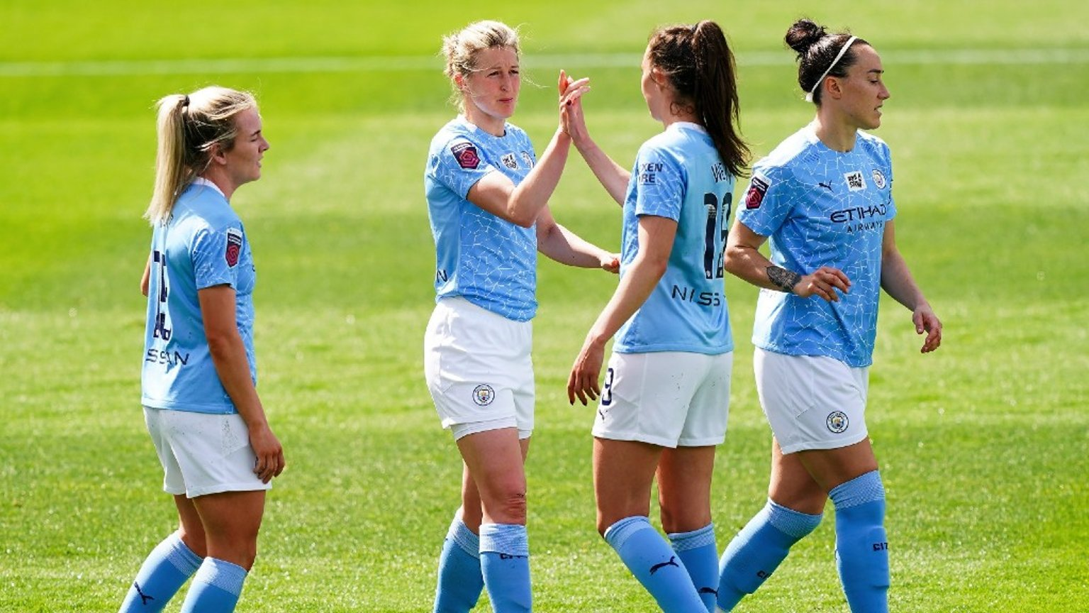 City sign off with Women's FA Cup quarter-final spot
