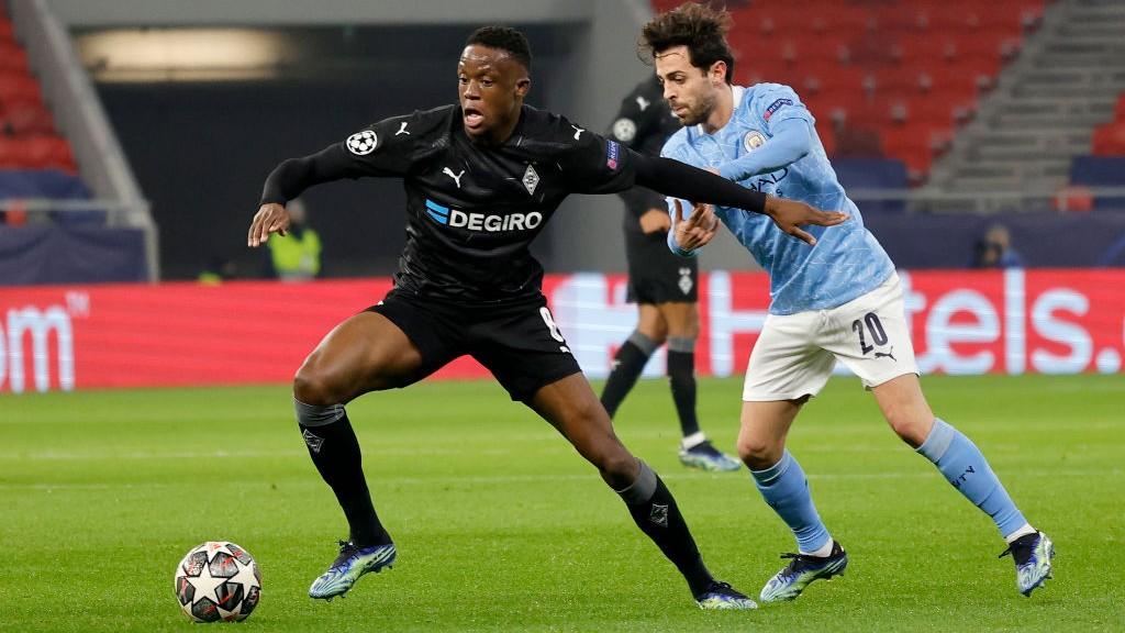 City v Borussia Monchengladbach: Kick-off time, TV info and injury news