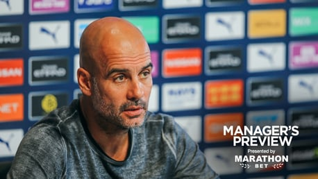 PRESS CONFERENCE: Pep Guardiola provides an update ahead of Watford.