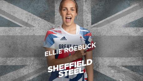 Ellie Roebuck: Sheffield Steel