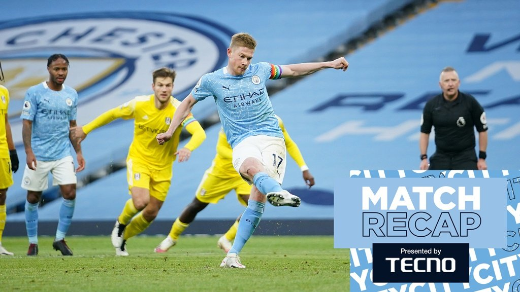 Match Recap | CITY 2-0 풀럼