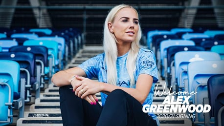 Gallery: Greenwood is a Blue!