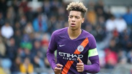 FELIX NMECHA: Who is the Manchester City midfielder?