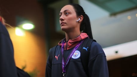 LOOKING AHEAD: Megan Campbell says City 'will not stop' in pursuit of domestic glory