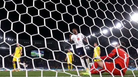 En City en las semifinales de la Euro 2020