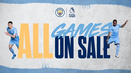 All Premier League home matches now on sale