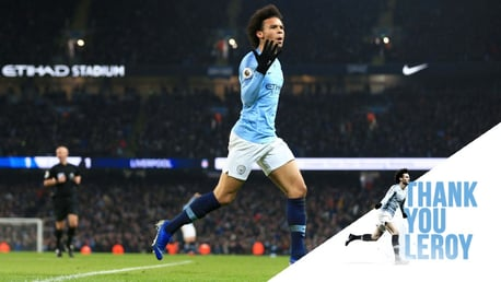 Thank you Leroy: Sane's City highlights