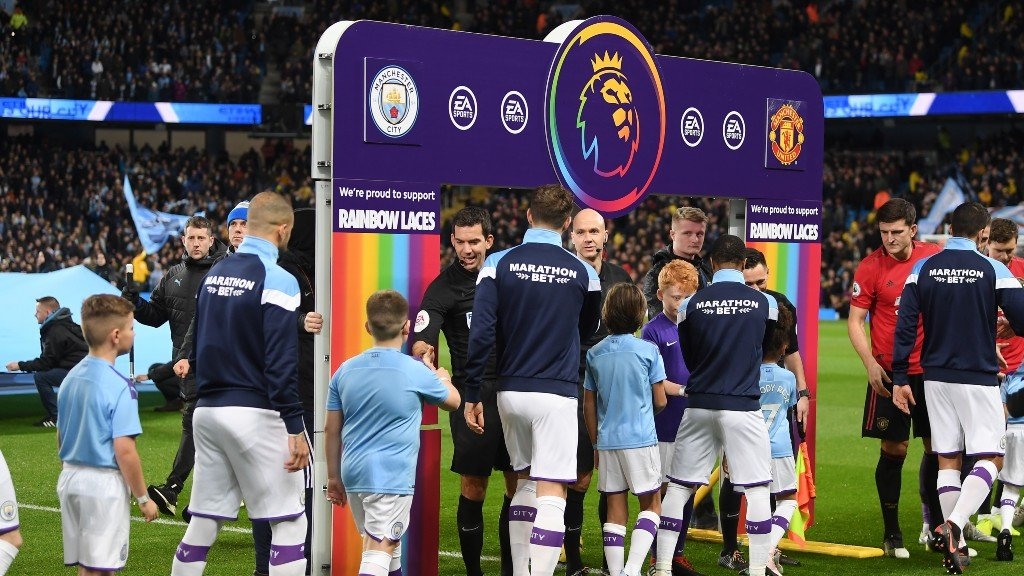 City proudly supporting Rainbow Laces campaign