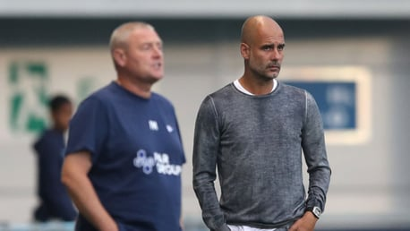 Pep's praise for City youngsters in wake of Preston victory