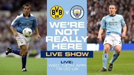 Dunne and Horlock on We're Not Really Here for Dortmund