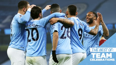 City's best celebrations in 2020/21
