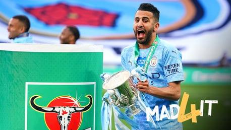 Mahrez: Je veux jouer trois matches par semaine tous les ans!
