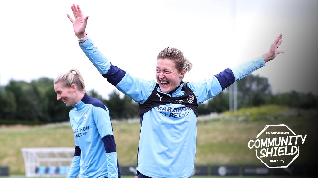 FA Women's Community Shield: Players' matchday playlist!