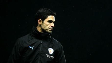 ARTETA: Mikel has joined Arsenal as Head Coach