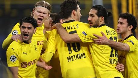 Nuestro rival: Borussia Dortmund