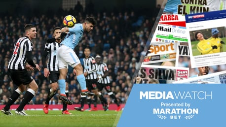 MEDIA WATCH: Your matchday round-up!
