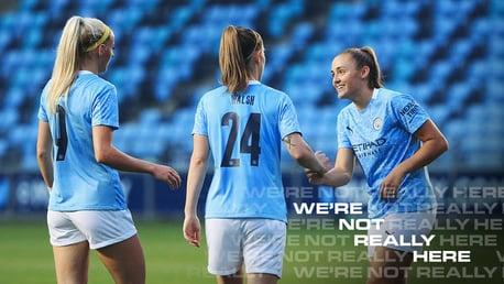 Match gallery: City 6-0 Sheffield United