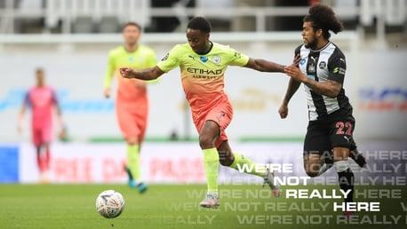 Newcastle 0-2 City: resumen