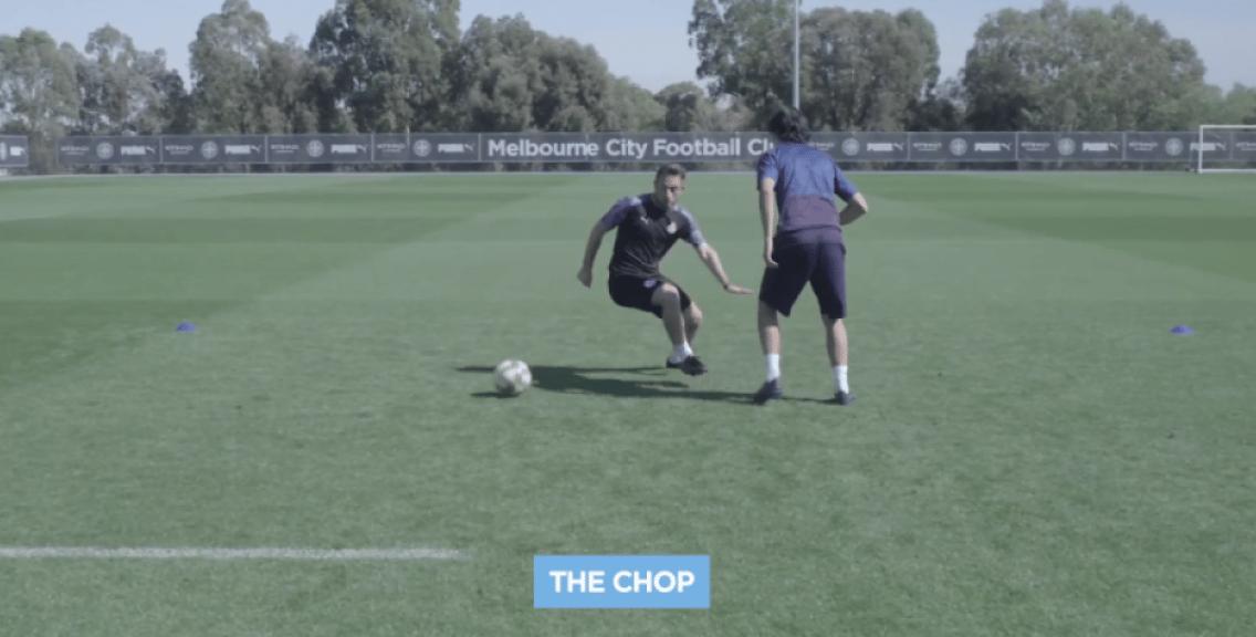 1v1 challenge 10: The chop