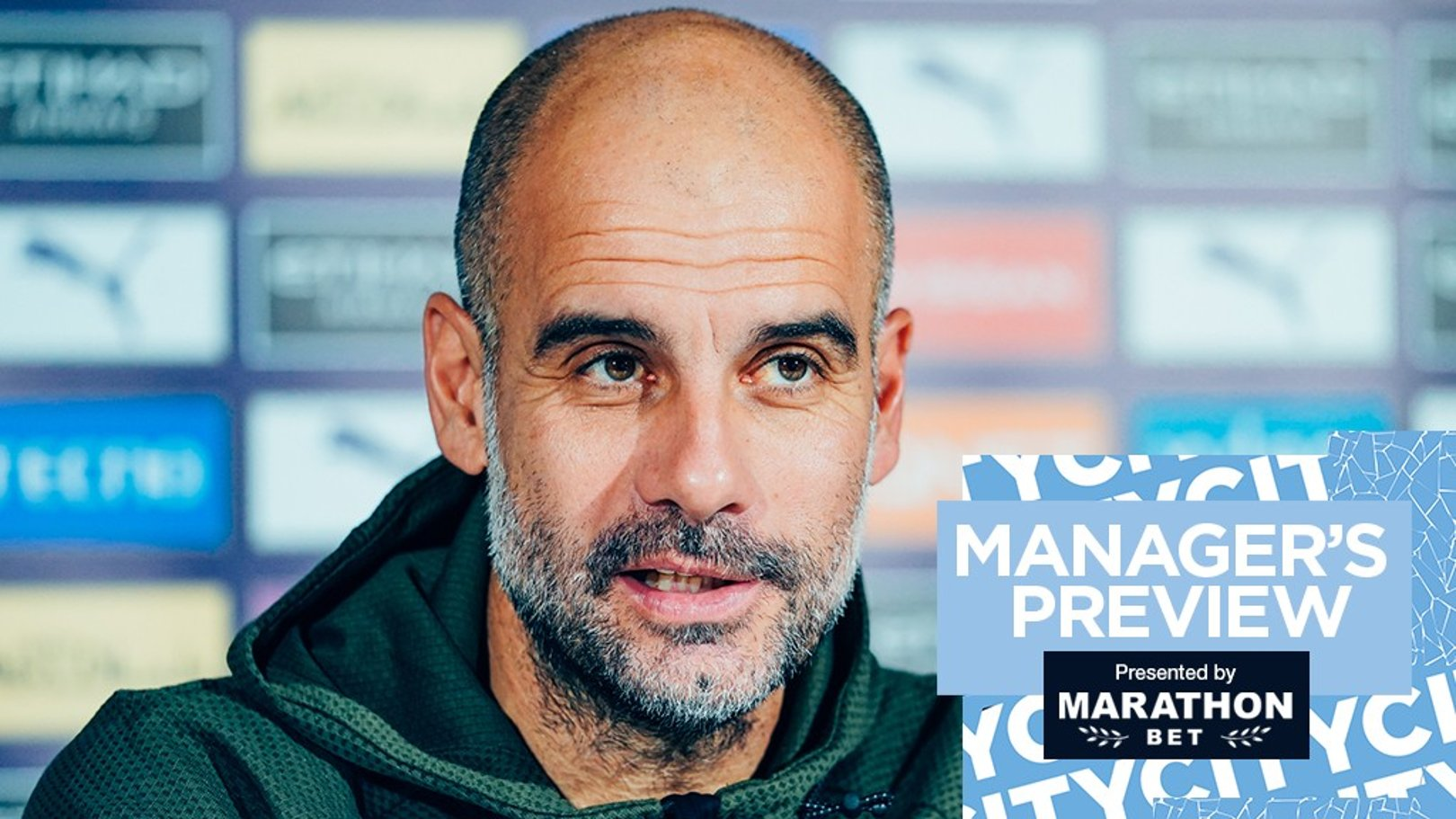 City v Villa: Guardiola provides update on Aguero and Laporte