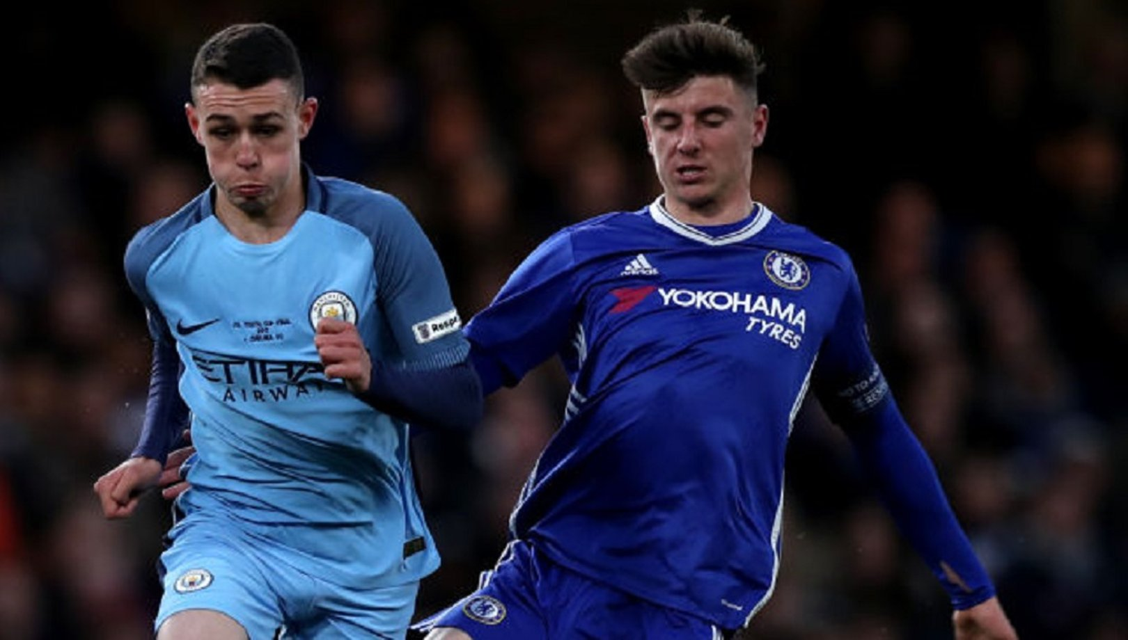 Foden v Mount: England expects