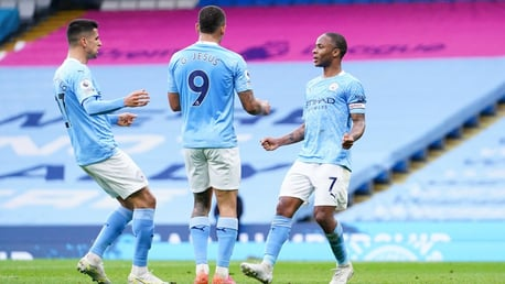 Sterling confident City can seal title
