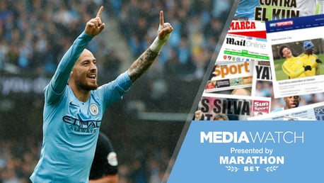 MAGIC SPELL: David Silva has been voted as the Premier League's greatest-ever Spanish player in a BBC poll