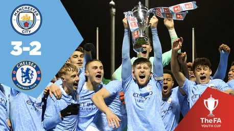 Full-match replay: FA Youth Cup final