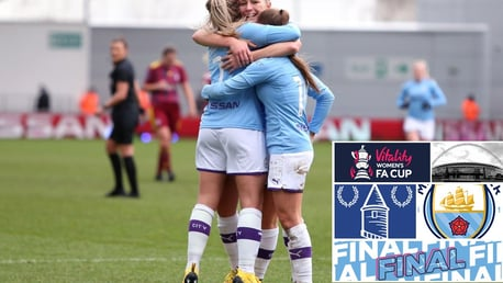 Road to the Final: Women's FA Cup
