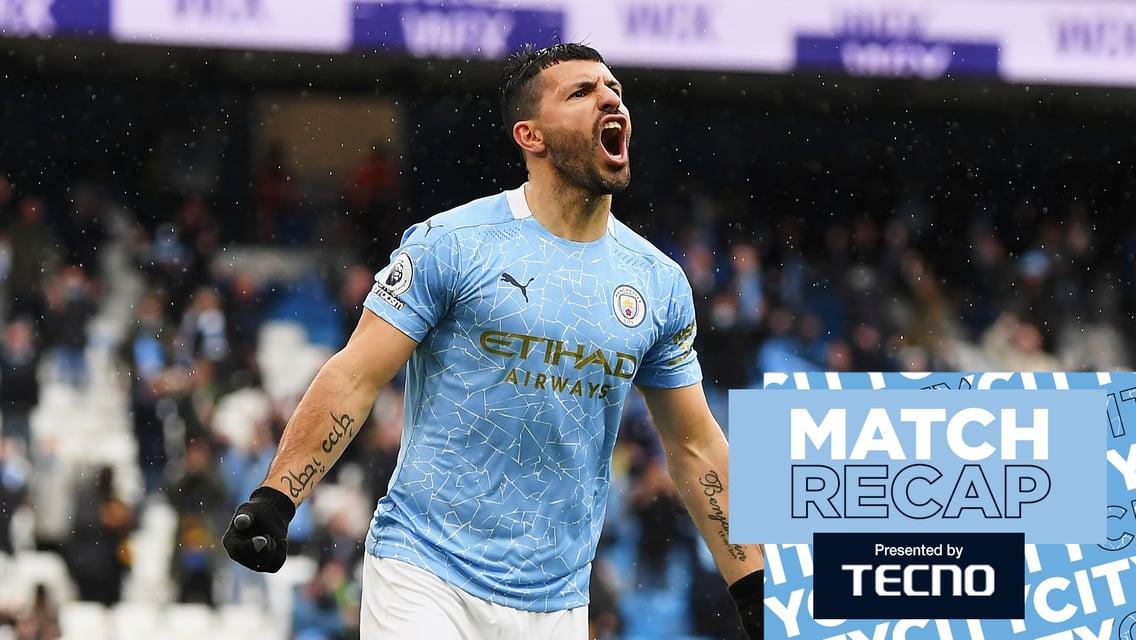 Match Recap | City 5-0 Everton