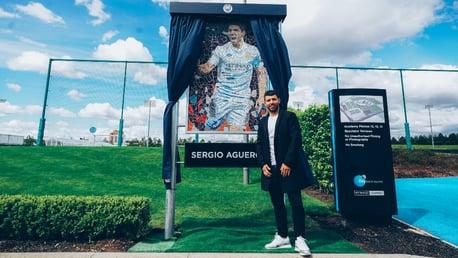 Les hommages à Aguero dévoilés avant les adieux à l'Etihad
