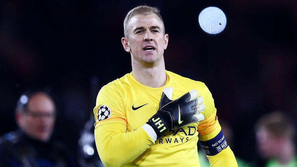 Hart: Champions League final is fully deserved